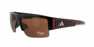 Adidas A376 6059 SHINY BLACK/RED