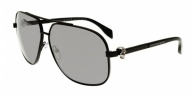 Alexander Mcqueen AM0019S 001 BLACK / GREY