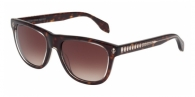 Alexander Mcqueen AM0023S 002 HAVANA / BROWN