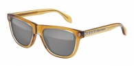 Alexander Mcqueen AM0023S 005 DARK YELLOW / GREY SILVER