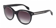 Alexander Mcqueen AM0024S 001 BLACK / GREY