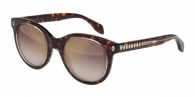 Alexander Mcqueen AM0024S 002 HAVANA / BROWN
