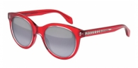 Alexander Mcqueen AM0024S 004 RED / GREY SILVER
