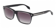 Alexander Mcqueen AM0025S 001 BLACK / GREY