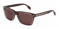 Alexander Mcqueen AM0025S 002 HAVANA / BROWN