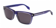 Alexander Mcqueen AM0025S 005 BLUE / GREY