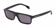 Alexander Mcqueen AM0030S 001 BLACK / SMOKE