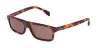 Alexander Mcqueen AM0030S 002 HAVANA / BROWN