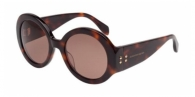 Alexander Mcqueen AM0032S 002 HAVANA / BROWN