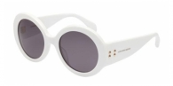 Alexander Mcqueen AM0032S 004 WHITE / GREY