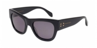 Alexander Mcqueen AM0033S 001 BLACK / SMOKE