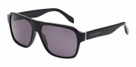 Alexander Mcqueen AM0036S 002 BLACK / GREY