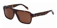 Alexander Mcqueen AM0036S 003 HAVANA / BROWN