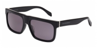 Alexander Mcqueen AM0037S 002 BLACK / GREY