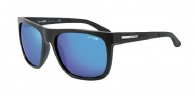 Arnette AN4143 01/55 MATTE BLACK BLUE MIRROR