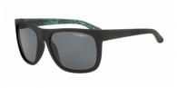 Arnette AN4143 222981 BLACK RUBBER polar grey