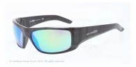 Arnette AN4182 41/3R BLACK light green mirror green
