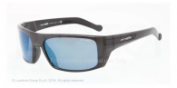 Arnette AN4198 41/55 BLACK dark grey mirror blue
