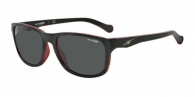 Arnette AN4214 231287 MATTE BLACK ON OPAL RED