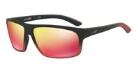 Arnette AN4225 24266Q BLACK GRAD SHOT RED