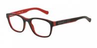 Arnette AN7081 1135 MATTE BLACK ON RED