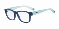 Arnette AN7107 2363 FUZZY TRANSLUCENT DARK BLUE