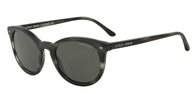 Giorgio Armani AR8060 540358 STRIPED MATTE GREY