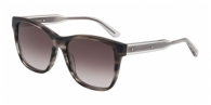 Bottega Veneta BV0003S 005 STRIPED GREY