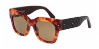 Bottega Veneta BV0007S 002 HAVANA / BROWN