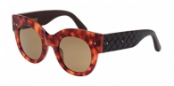Bottega Veneta BV0008S 002 HAVANA / BROWN