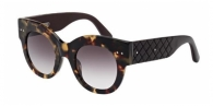 Bottega Veneta BV0008S 003 BLONDE HAVANA / GREY GRADIENT