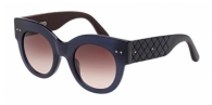 Bottega Veneta BV0008S 004 DARK BLUE / BROWN GRADIENT