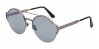 Bottega Veneta BV0013S 003 LIGHT RUTHENIUM / GREY