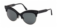 Bottega Veneta BV0014S 001 BLACK / GREY
