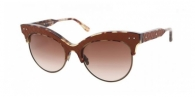 Bottega Veneta BV0014S 005 BROWN HAVANA / BROWN GRADIENT