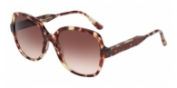 Bottega Veneta BV0015S 005 BLONDE HAVANA / BROWN GRADIENT