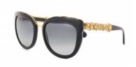 Chanel CH5356 C622S8 BLACK/GOLD