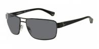 Emporio Armani EA2031 310981 MATTE BLACK