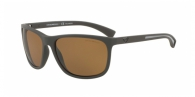 Emporio Armani EA4078 530583 BROWN RUBBER