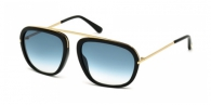 Tom Ford FT0453 JOHNSON 01P