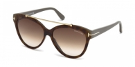 Tom Ford FT0518 LIVIA 53F