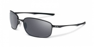 Oakley OO4074 407404 POLISHED BLACK / BLACK IRIDIUM POLARIZED