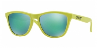 Oakley OO9013 901314 MATTE FERN JADE IRIDIUM POLARIZED
