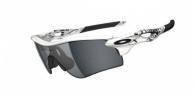 Oakley OO9181 918120 MATTE WHITE GREY POLARIZED