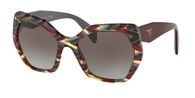 Prada PR 16RS NEW TRIANGLE COLLECTION VAP0A7