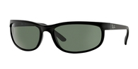 Ray-ban RB2027 W1847 BLACK/ MATTE BLACK CRYSTAL GREEN