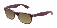 Ray-ban RB2132 6054M2 TOP BORDEAUX ON TRASPARENT