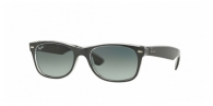 Ray-ban RB2132 614371 TOP BRUSHED GUNMETAL ON TRASP