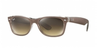 Ray-ban RB2132 614585 TOP BRUSHED BROWN ON TRASP