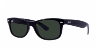 Ray-ban RB2132 901 BLACK/CRYSTAL GREEN